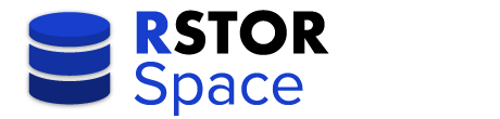 RSTOR Space logo