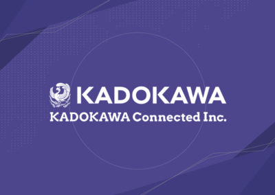 RSTOR accelerates Digital Transformation for Kadokawa Connected